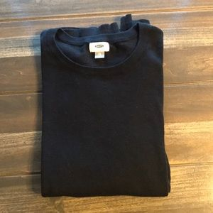 Men's Old Navy Black Sweater